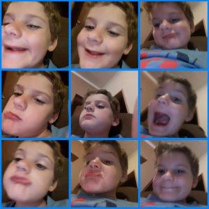 Dries selfies