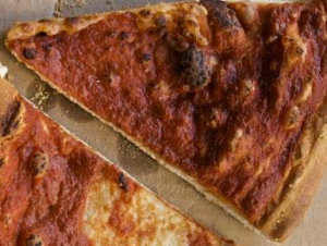 Old pizza